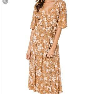 Rivera midi dress